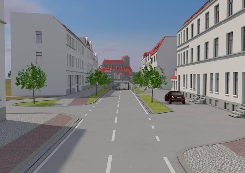 3d Visualisierung Berlin wismar poeler strasse 3d visualisierung ingenieurbauwerk 04 3d