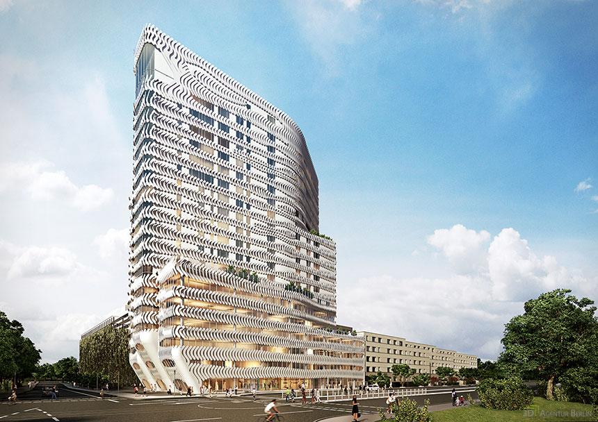 Architekturvisualisierung Berlin architekturvisualisierung 3d agentur berlin