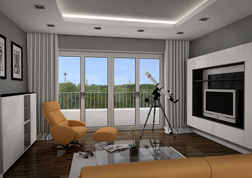 lindenpark k ln musterwohnung 3d innenraumvisualisierung 3d agentur berlin. Black Bedroom Furniture Sets. Home Design Ideas