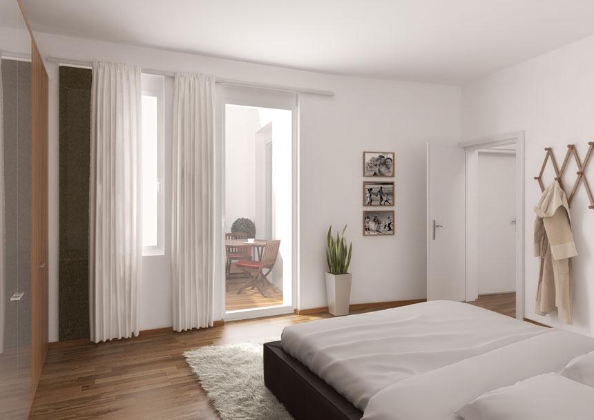 3d innenraumvisualisierung suarezstra e schlafzimmer 3d agentur berlin. Black Bedroom Furniture Sets. Home Design Ideas