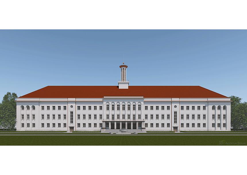 The white house 3d agentur berlin - Design agentur berlin ...